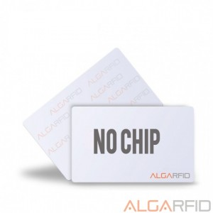 Loyalty plastic cards (no-chip)