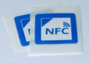 Etiquetas adhesivas NFC