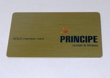 tarjetas125khz acabado oro