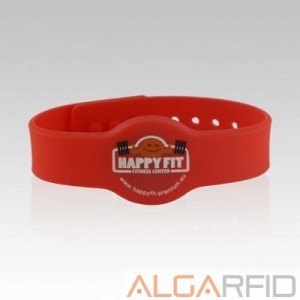 Silicone RFID bracelette  - different sizes
